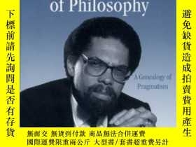二手書博民逛書店The罕見American Evasion Of PhilosophyY256260 Cornel West