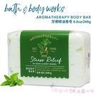 Bath&Body Works Aromatherapy 芳療精油香皂 尤加利薄荷 249g BBW 美國原廠【彤彤小舖】