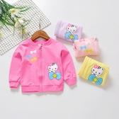 寶寶外套 嬰幼兒毛圈外套夾克 童裝 XZH10806 好娃娃