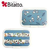 【日本正版】史努比 濕紙巾蓋 L號 濕紙巾盒蓋 重複黏 Snoopy PEANUTS Bitatto 243924 243948