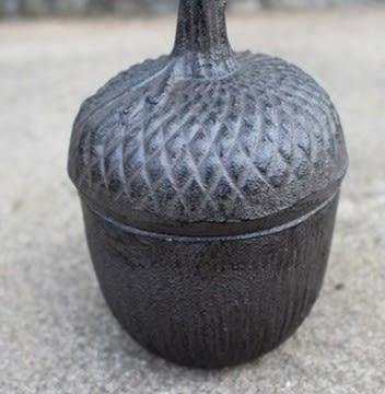 協貿國際鑄鐵儲物罐鐵藝鑰匙盒收納盒1入