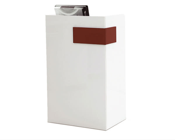 【YUDA】卡昂 2尺 白色  多功能桌  J8F 395-2