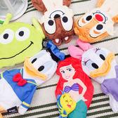 PGS7 日本迪士尼系列商品 - 日貨 迪士尼 雙面 收納 吊飾 奇奇 蒂蒂 愛麗兒 烏蘇拉 三眼怪【SIJ71603】