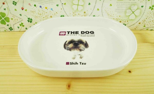 【震撼精品百貨】新大頭狗_The Dog~瓷盤-西施