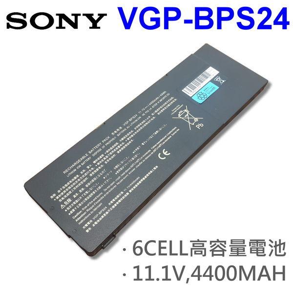 SONY 6芯 BPS24 日系電芯 電池 VGP-BPS24 BPL24 VPCSA VPCSD VPCSE15FG VPCSE17GA/B SEGG/B VPCSE1L1E VGP-BPSC24