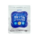 suntory 三得利 鈣&鎂錠 鈣 鎂(120錠)【優.日常】