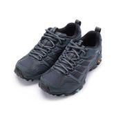 MERRELL MOAB FST GORE-TEX 戶外休閒鞋 淺藍灰 ML12168 女鞋