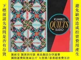 二手書博民逛書店kumiko罕見quilts sudoY22565 ISBN:9