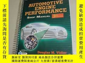 二手書博民逛書店AUTOMOTIVE罕見ENGINE PERFORMANCEY2