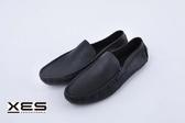 XES 軟Q軟Q超軟舒適可折疊休閒鞋 男鞋 黑色