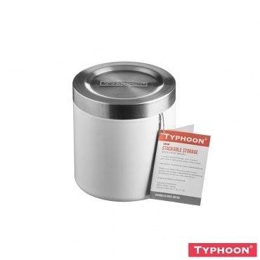 【TYPHOON】Hudson系列密封罐600ml(白)