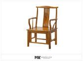 【MK億騰傢俱】ES614-04印尼柚木椅