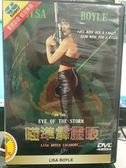 挖寶二手片-M18-044-正版DVD*電影【瞄準霹靂眼】-