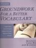 二手書R2YB b《Groundwork for A Better Vocabu