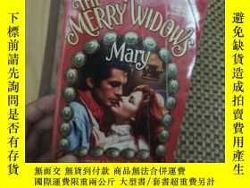 二手書博民逛書店THE罕見MERRY WIDOWS-MARYY182979 TH