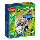 樂高積木LEGO 超級英雄 迷你車系列 76094 女超人vs.魔神腦