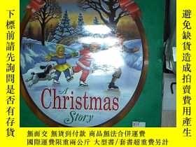 二手書博民逛書店Dick罕見and Jane:A Christmas Story 迪克和簡:聖誕故事(403)Y203004