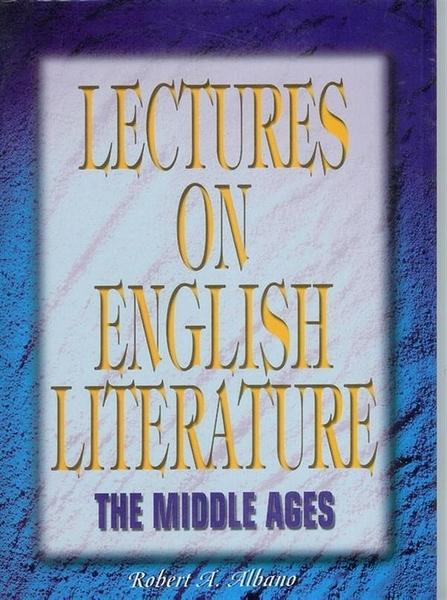 (二手書)Lectures on English Literature (1): The Middle Ages