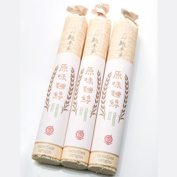 大呷麵本家經典麵線3束450公克-代代傳承、麵本家獨家的經典風味