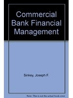 二手書博民逛書店《Commercial bank financial manag