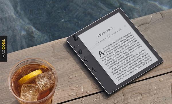 現貨 美版 Kindle Oasis 2 二代 防水 7吋 電子書 32G 無廣告版 2018新版 贈保護袋 閱讀燈 螢幕貼