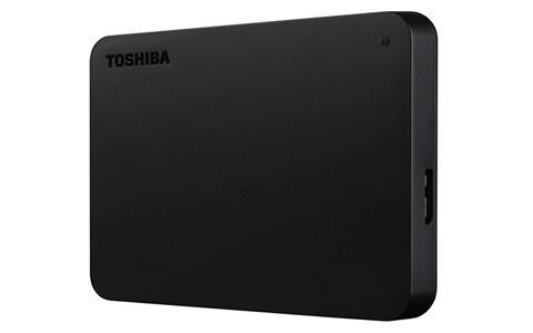 TOSHIBA 2.5吋 1TB Canvio BASICS USB3.0 黑靚潮 III 行動硬碟