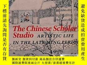 二手書博民逛書店【罕見】THE CHINESE SCHOLAR S STUDI