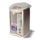 ★象印★4段定溫電動熱水瓶4公升 CD-WBF40