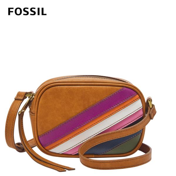 FOSSIL MAISIE 多彩紋時尚相機包 SHB2643490