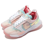 Nike 休閒鞋 Jordan Delta Breathe 粉 彩色 女鞋 半透明 【ACS】 DM5445-191