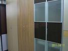 【歐雅系統家具】折門、推拉門衣櫃 門板...