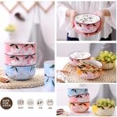 日式陶瓷碗筷套裝陶瓷餐具瓷器碗碟套裝禮品碗家用小飯碗情侶碗筷 aj15186【愛尚生活館】