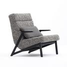【森可家居】墨爾休閒主人椅 8JX380...