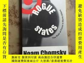 二手書博民逛書店Rogue罕見states The rule of force