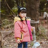 兒童羽絨棉服2018秋冬公主韓版男童中款棉服女寶寶保暖外套