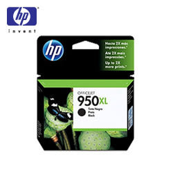 HP 950XL/CN045AA 原廠黑色墨水匣