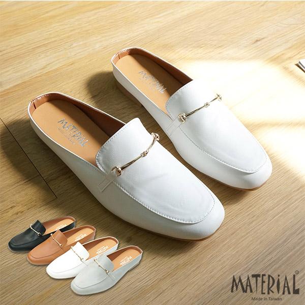 懶人鞋 小銜扣穆勒鞋 MA女鞋 T3276