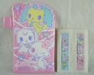 【震撼精品百貨】Jewelpet_寶石寵物~OK繃塑膠收納套卡片夾證件套『粉』
