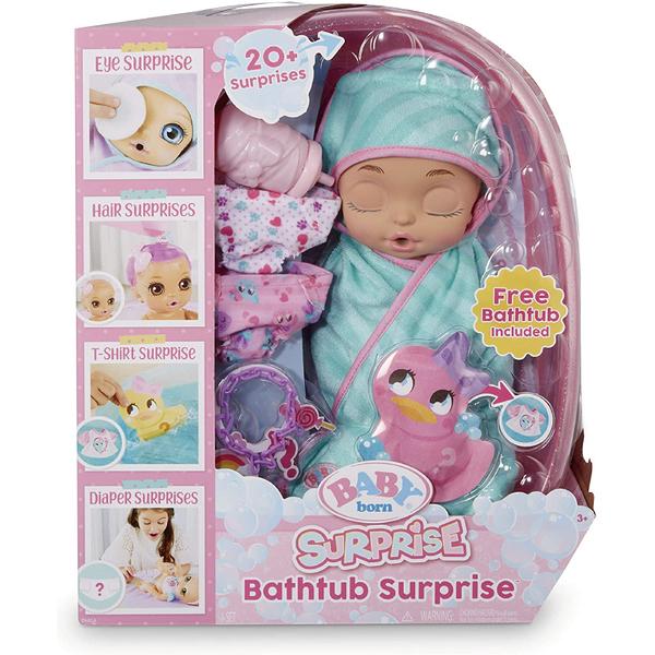 睡袋寶寶驚喜泡澡樂