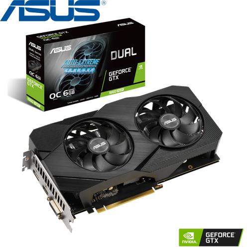 ASUS 華碩 DUAL-GTX1660S-O6G-EVO 顯示卡