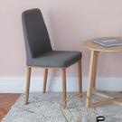 鐵製木紋彩虹靠背餐椅【JL精品工坊】餐椅 椅子 辦公椅 休閒椅