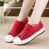 韓版簡約休閒運動鞋 運動鞋 帆布鞋  女鞋 平底鞋 小白鞋 休閒鞋 編號8892 賜福