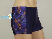 *日光部屋* Nile (公司貨)/ NLA-4307-BLU 運動休閒/四角泳褲(特價)