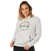 Hurley W ARCHES PERF FL PULLOVER 帽T - 女