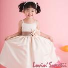 【Lovin` Sweetii】俏麗小公主童洋裝~粉紅限量款