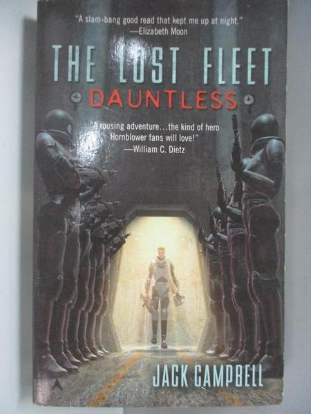 【書寶二手書T1/原文小說_AC8】The Lost Fleet: Dauntless_Campbell, Jack