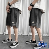 短褲男寬鬆工裝五分褲子夏季外穿沙灘百搭【英賽德3C數碼館】