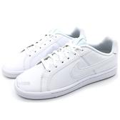 《7+1童鞋》NIKE COURT ROYALE 小白鞋 必備百搭 經典復古皮革 休閒鞋 板鞋 G881 白色