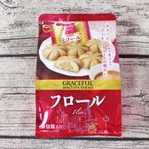 北日本_杏仁奶油酥餅91g【0216零食團購】4901360328963