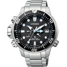 CITIZEN 星辰 光動能PROMASTER潛水200米 限量手錶 BN2031-85E